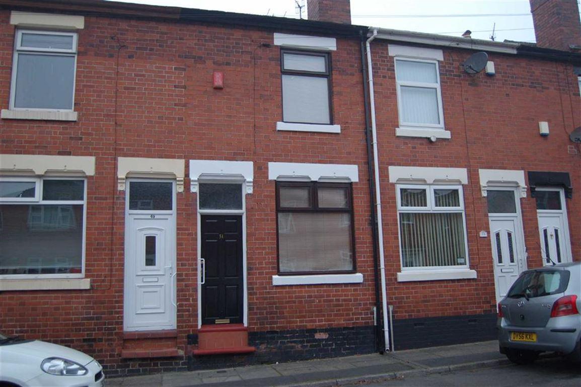 Langley Street, Basford, Stoke-on-Trent