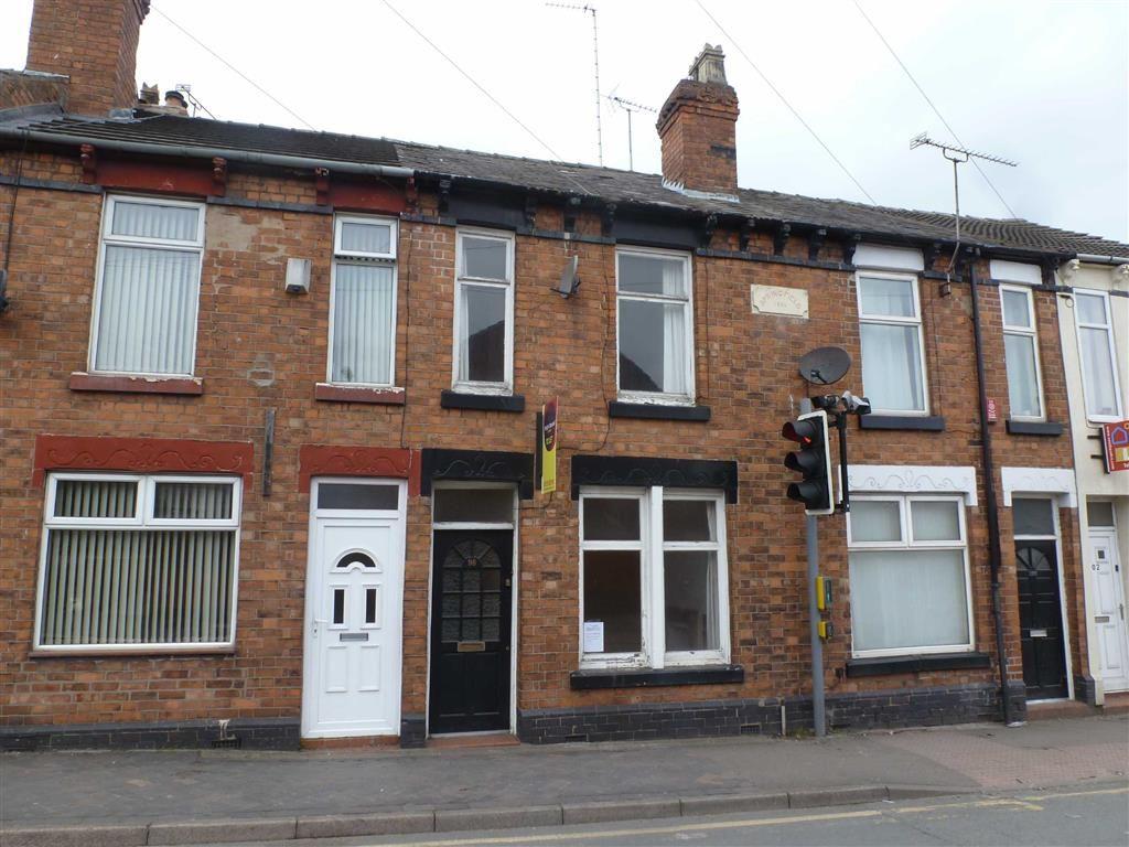 Broad Street, Crewe