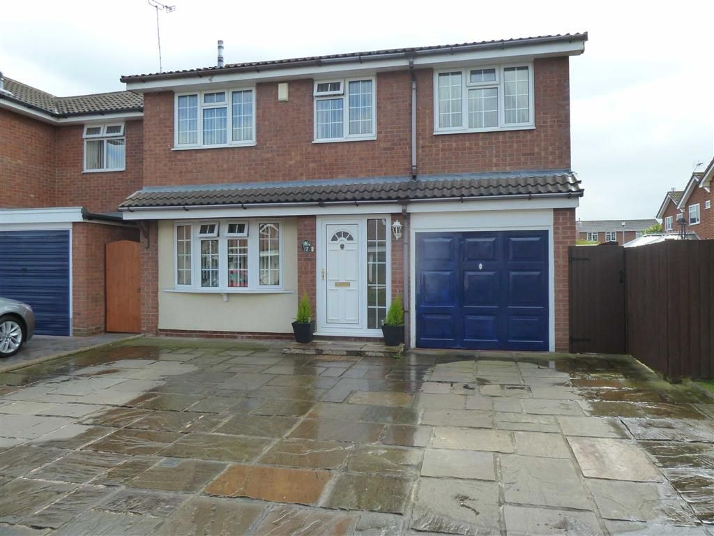 Buttermere Drive, Crewe