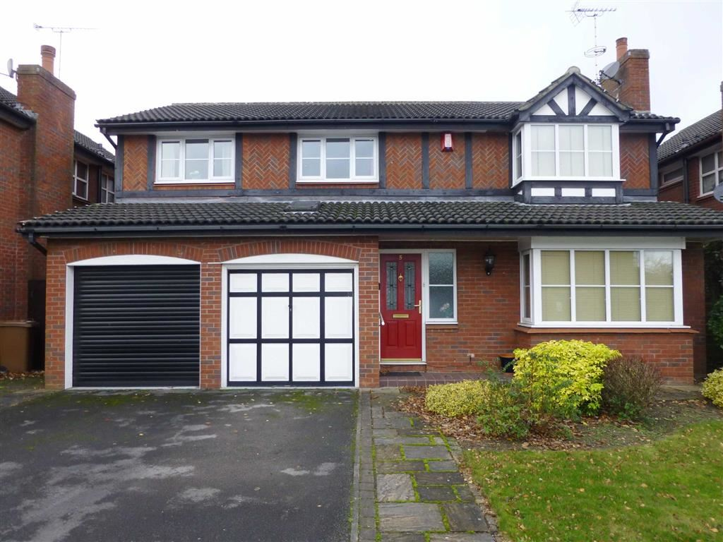 Padston Drive, Alsager