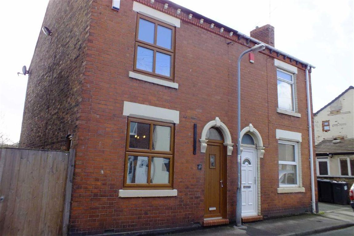 Woodshutts Street, Talke, Stoke-on-Trent