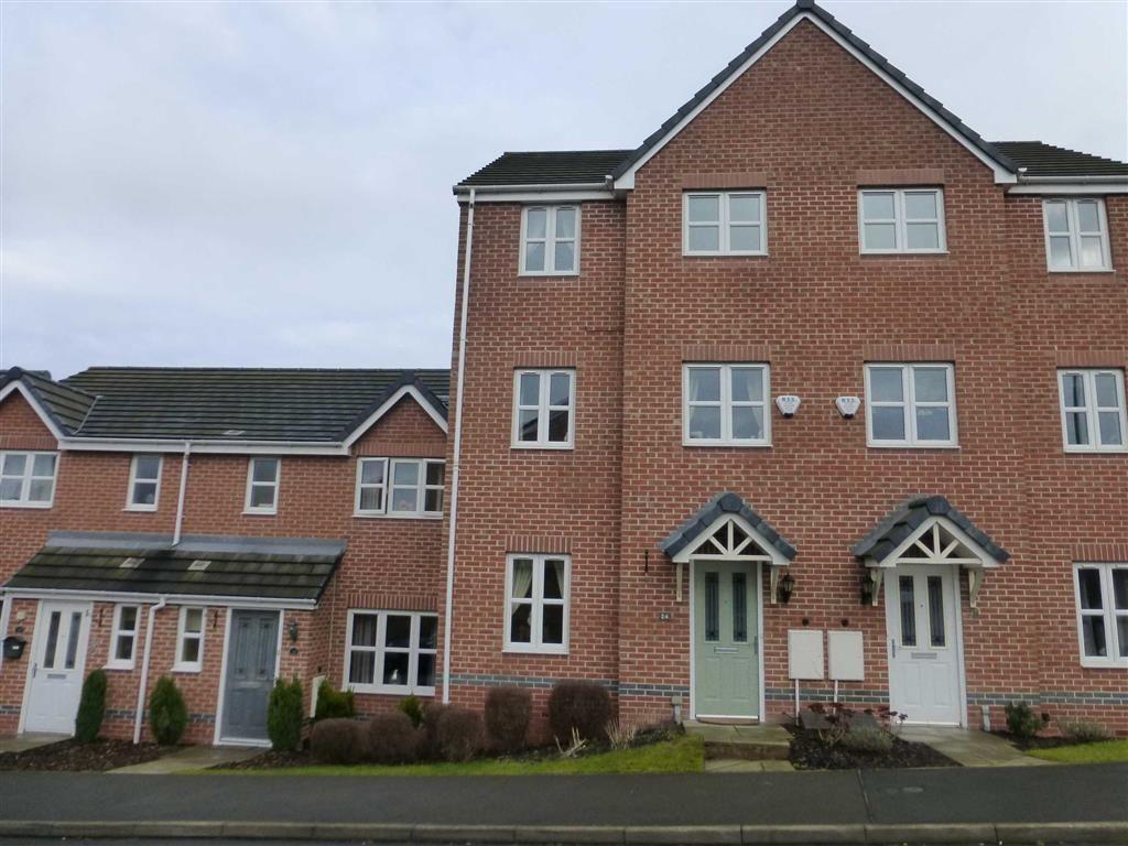 Longfellow Close, Norton Heights, Stoke-on-Trent