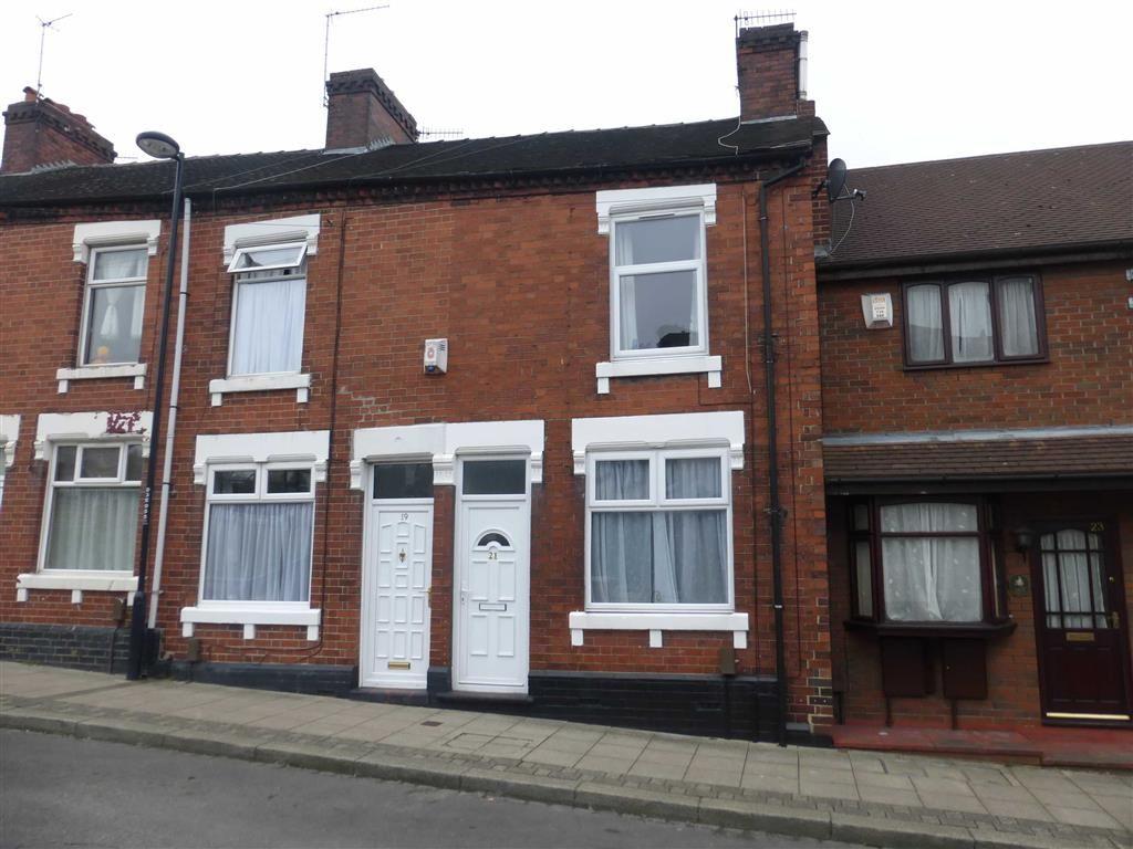 Eagle Street, Hanley, Stoke-on-Trent