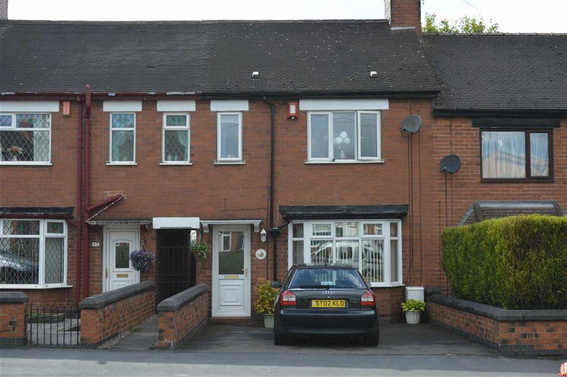 Chell Street, Hanley, Stoke-on-Trent