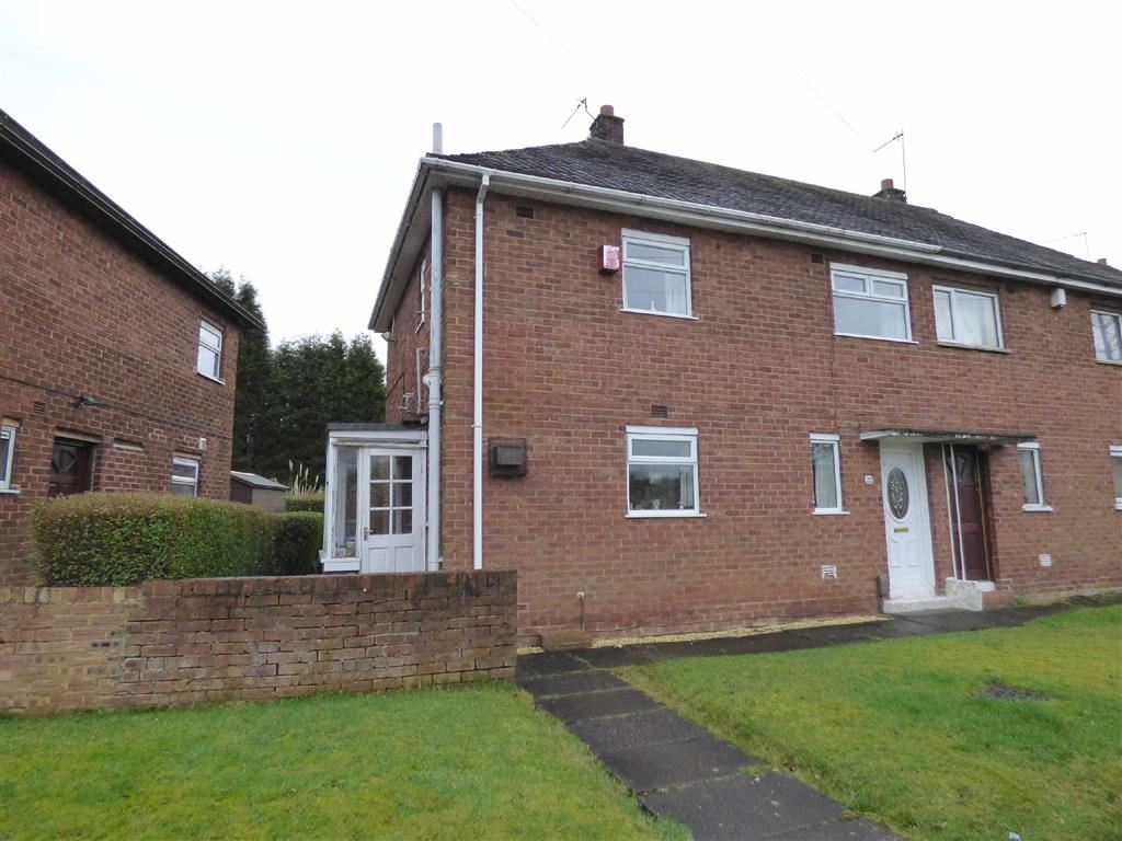 Trowbridge Crescent, Bentilee, Stoke-on-Trent