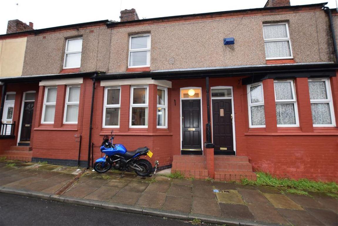 Sherlock Lane, Wallasey, Merseyside