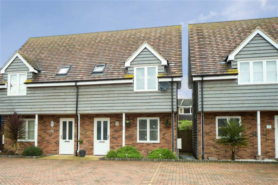 2 Bedrooms Semi Detached House for sale in Hardinge Place, Toddington