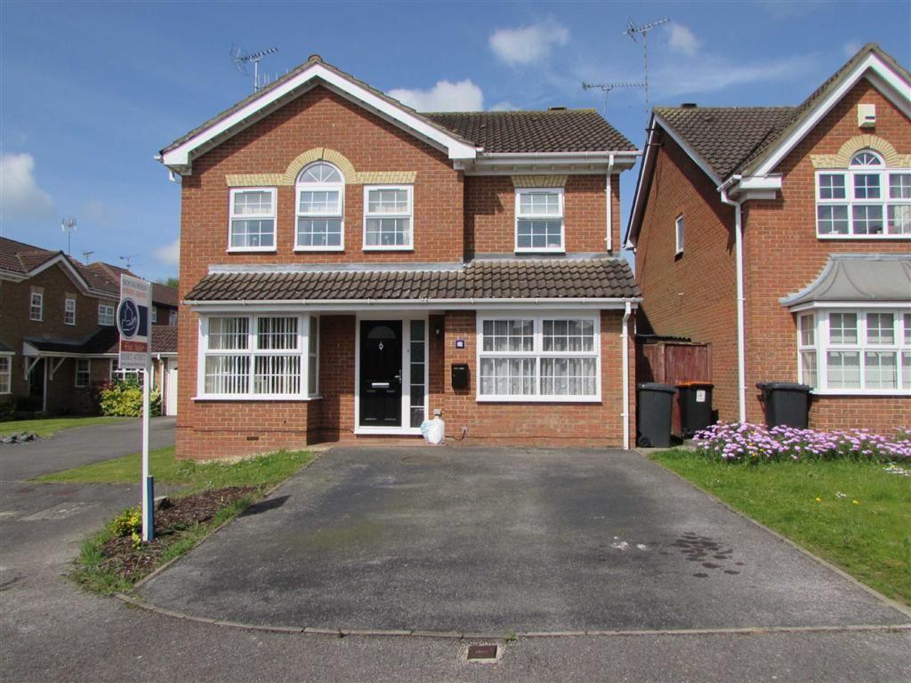 5 Bedrooms Property for sale in Crabtree Way, Dunstable, Bedfordshire, LU6