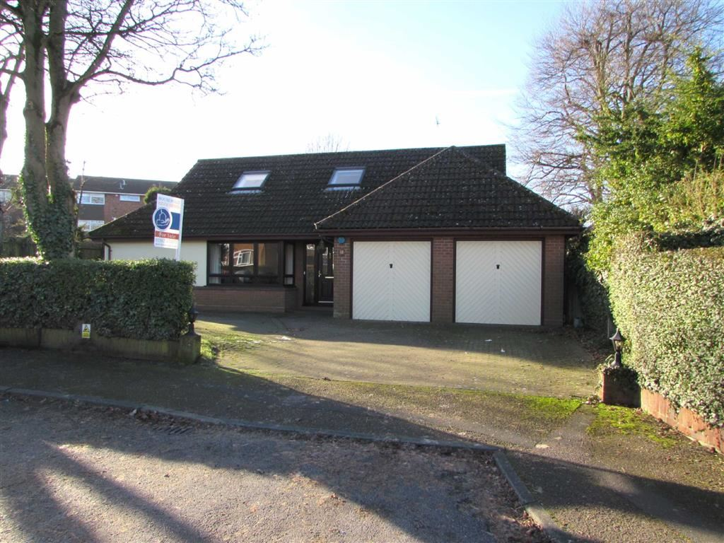 5 Bedrooms Detached Bungalow for sale in Oakwell Close, Dunstable, Bedfordshire, LU6