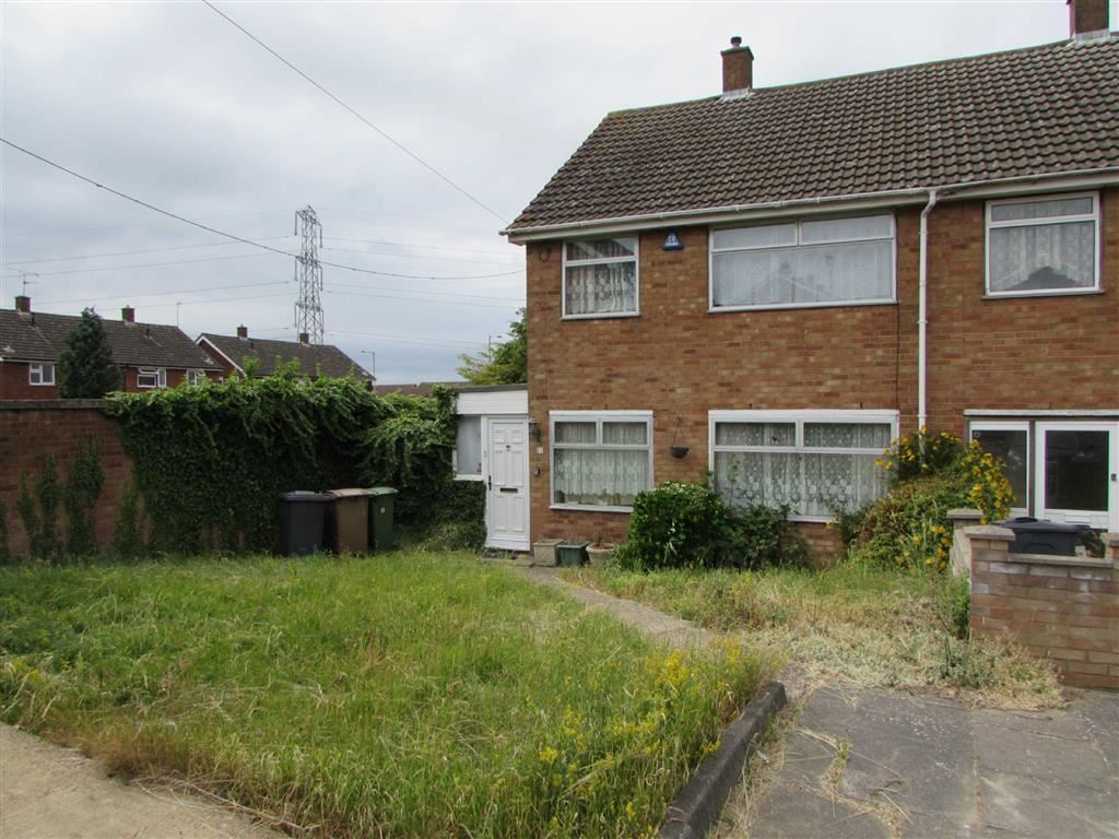 3 Bedrooms End Of Terrace House for sale in Binder Close, Luton, Bedfordshire, LU4