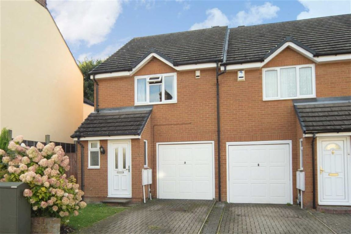 3 Bedrooms End Of Terrace House for sale in Waterlow Road, Dunstable, Bedfordshire, LU6