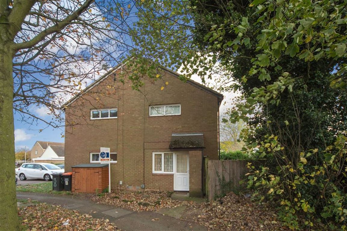 1 Bedroom End Of Terrace House for sale in Cumbria Close, Houghton Regis, Bedfordshire, LU5