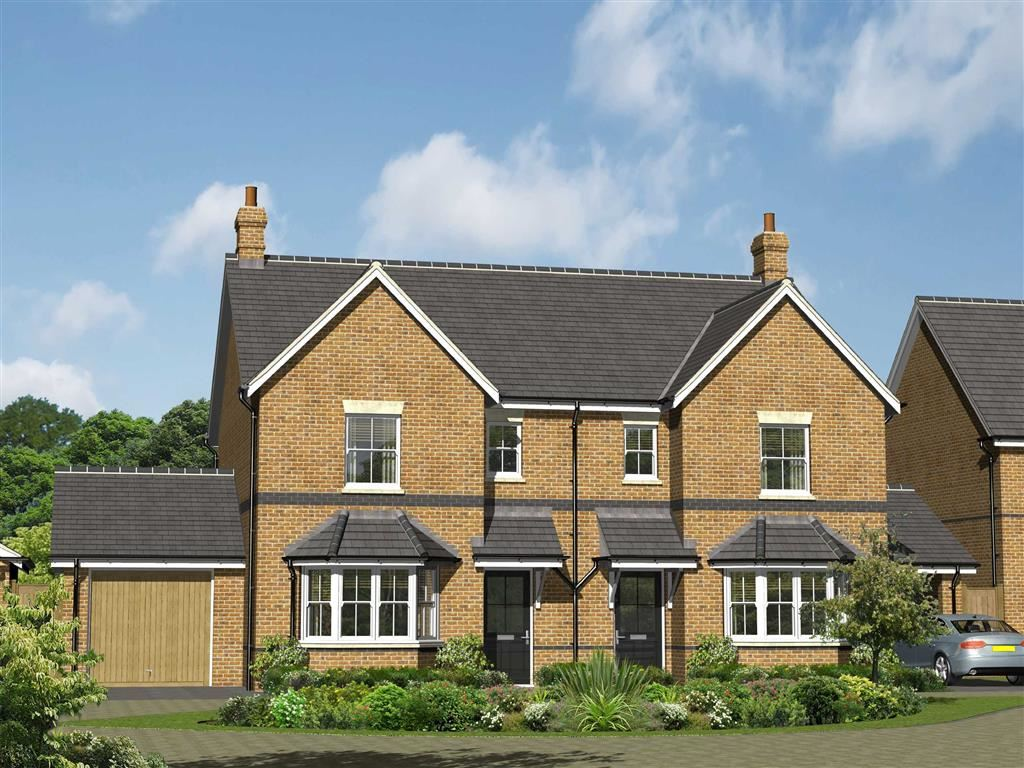 4 Bedrooms Semi Detached House for sale in Cow Lane, Edlesborough, Dunstable, Bedfordshire, LU6