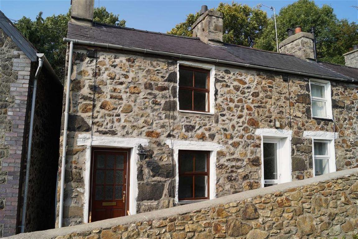 North Terrace, Pwllheli, Gwynedd - £75,000/Reduced to