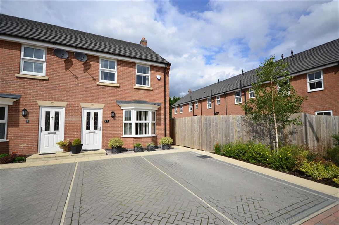 3 Bedrooms Property for sale in Wentworth Close, Gilberdyke, Goole, HU15