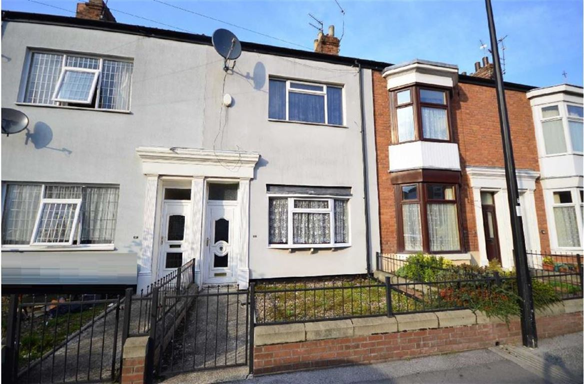 2 Bedrooms Property for sale in Edinburgh Street, Goole, DN14