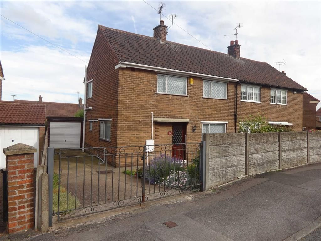 Brookfield Avenue Sutton In Ashfield NG17 2BZ