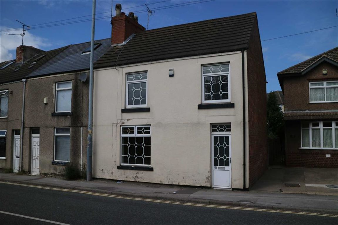 Alfreton Road Sutton In Ashfield NG17 1FH