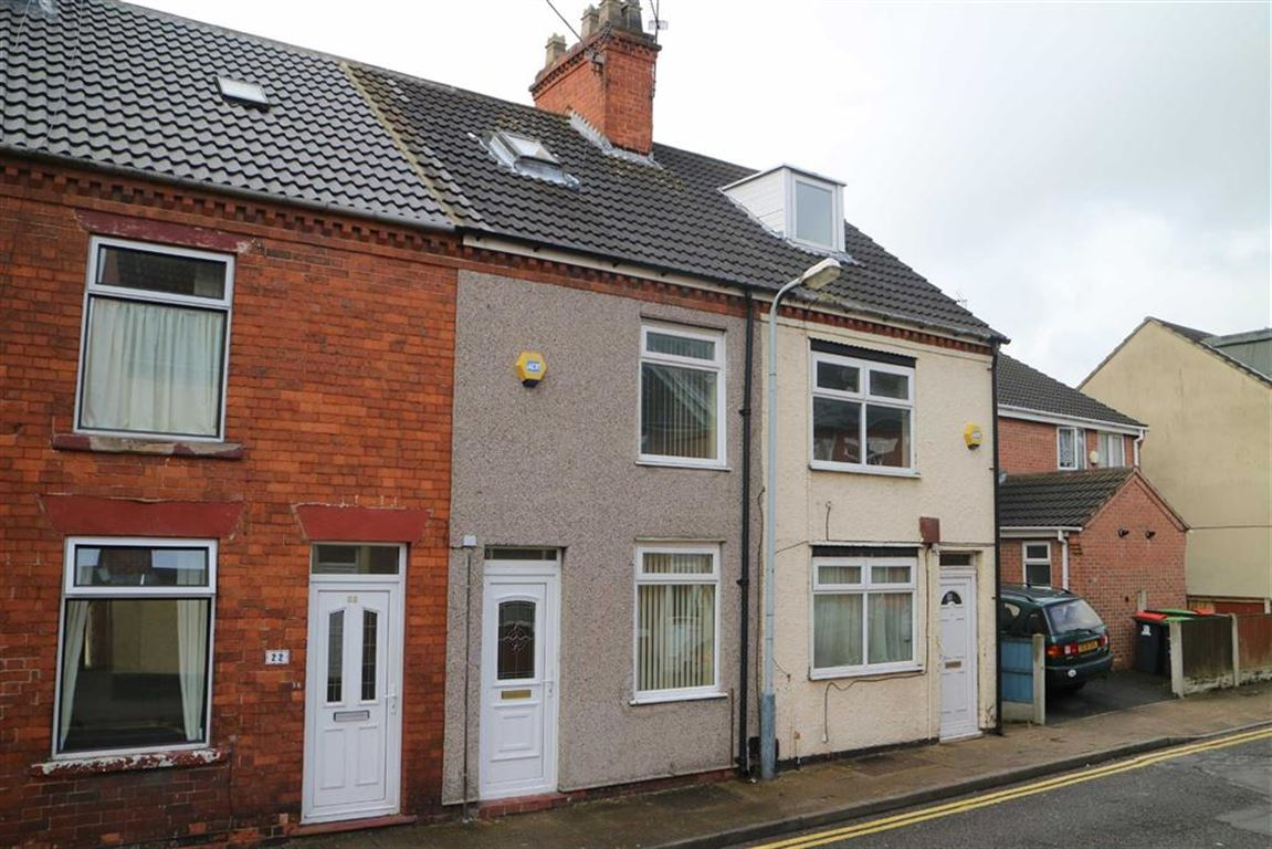 Chatsworth Street Sutton In Ashfield NG17 4GG