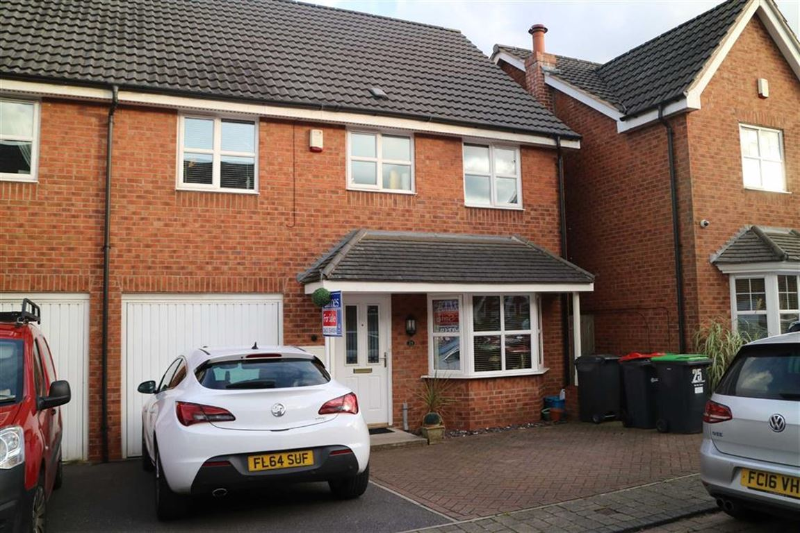 Broadlands Close Sutton In Ashfield NG17 4JN