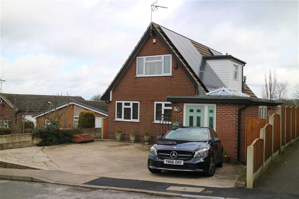 Springwood View Close Sutton In Ashfield NG17 2HR