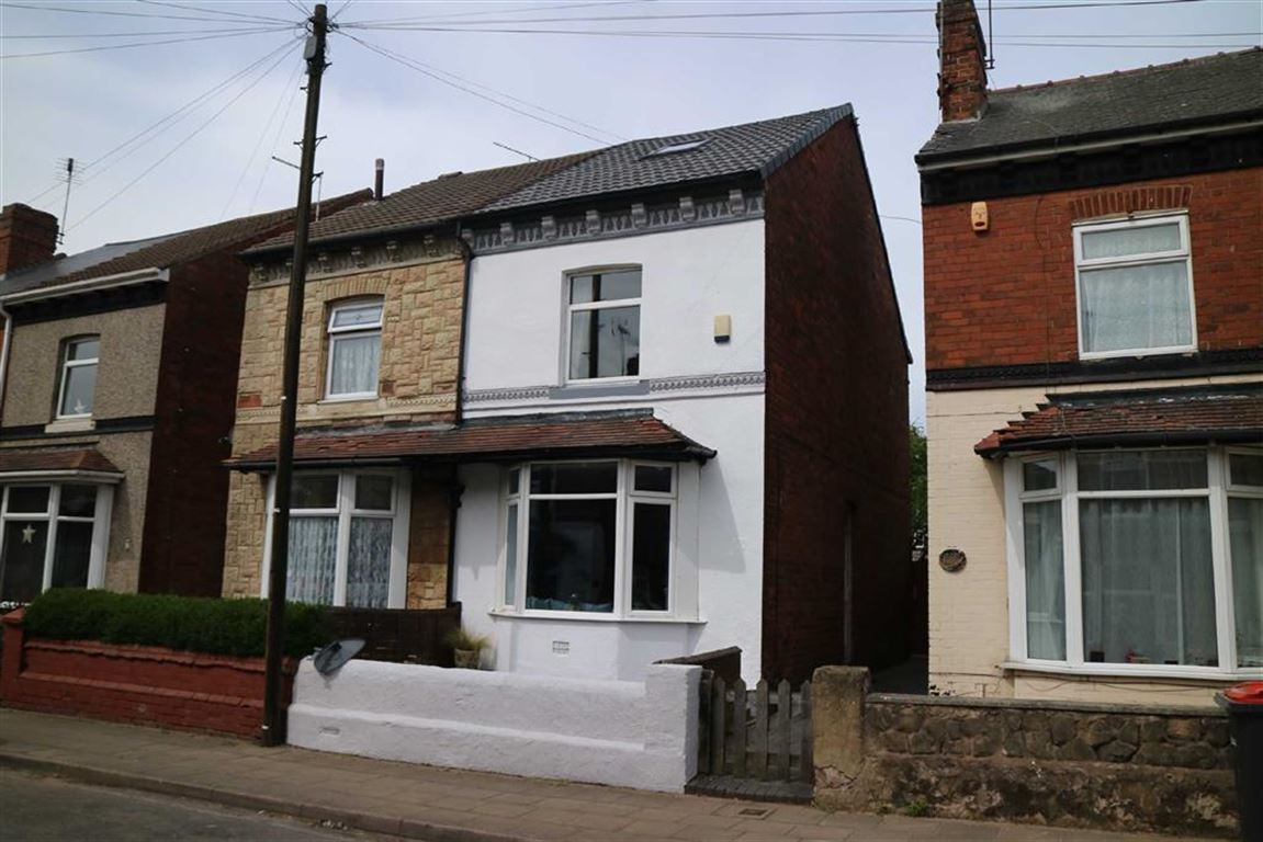 Vere Avenue Sutton In Ashfield NG17 2DS