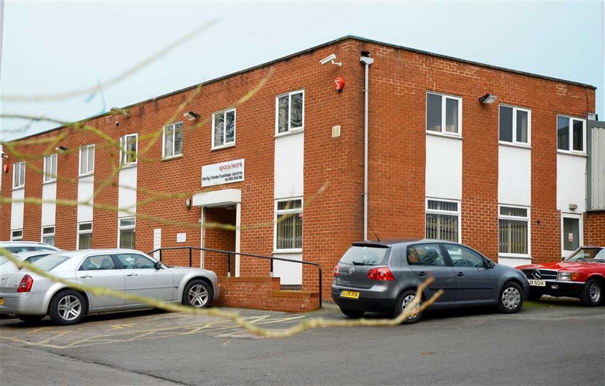 Denby House Business Centre Loscoe DE75 7AB