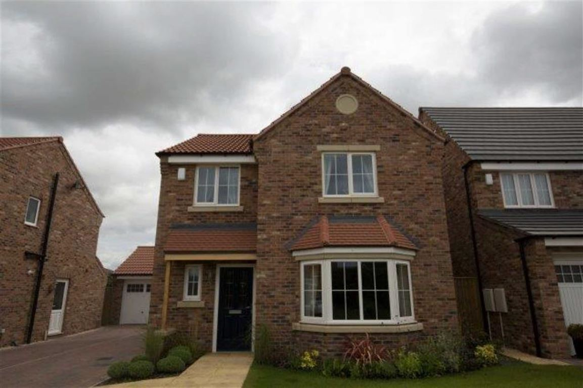 4 Bedrooms Detached House for sale in Rosewood Vale, Hambleton, YO8