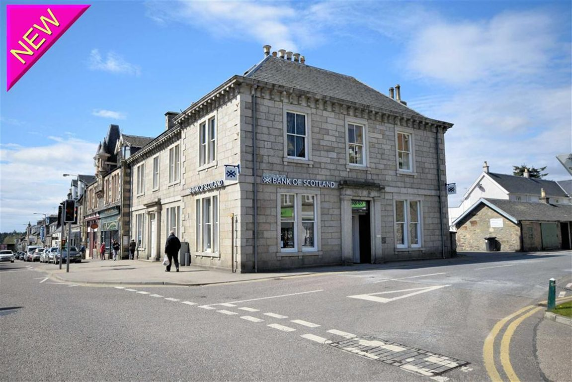 Bank House, 1, The Square, Grantown On Spey