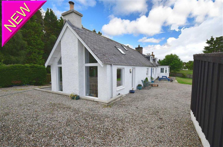 Rowan Cottage, Lynemacgregor, Grantown On Spey