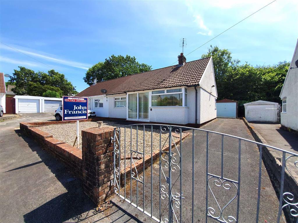 Derwen Close, Waunarlwydd, Swansea