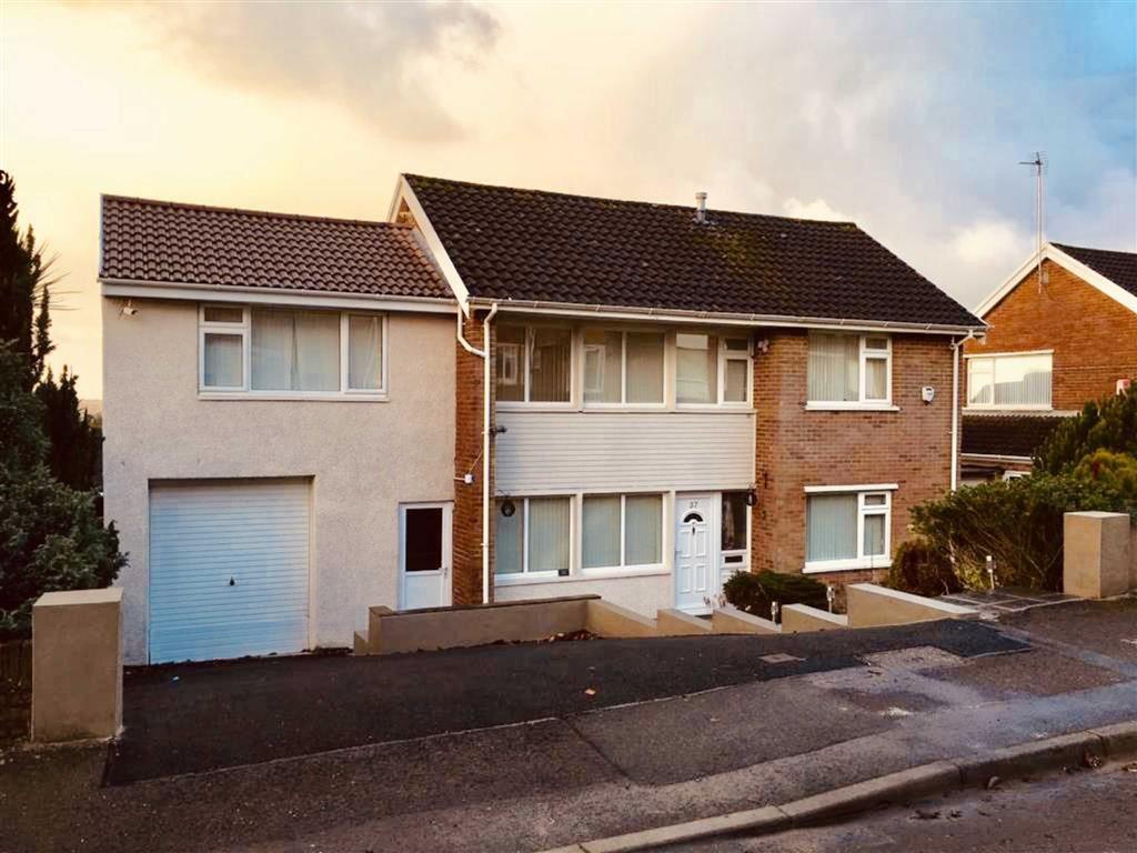 Hendrefoilan Avenue, Swansea, SA2