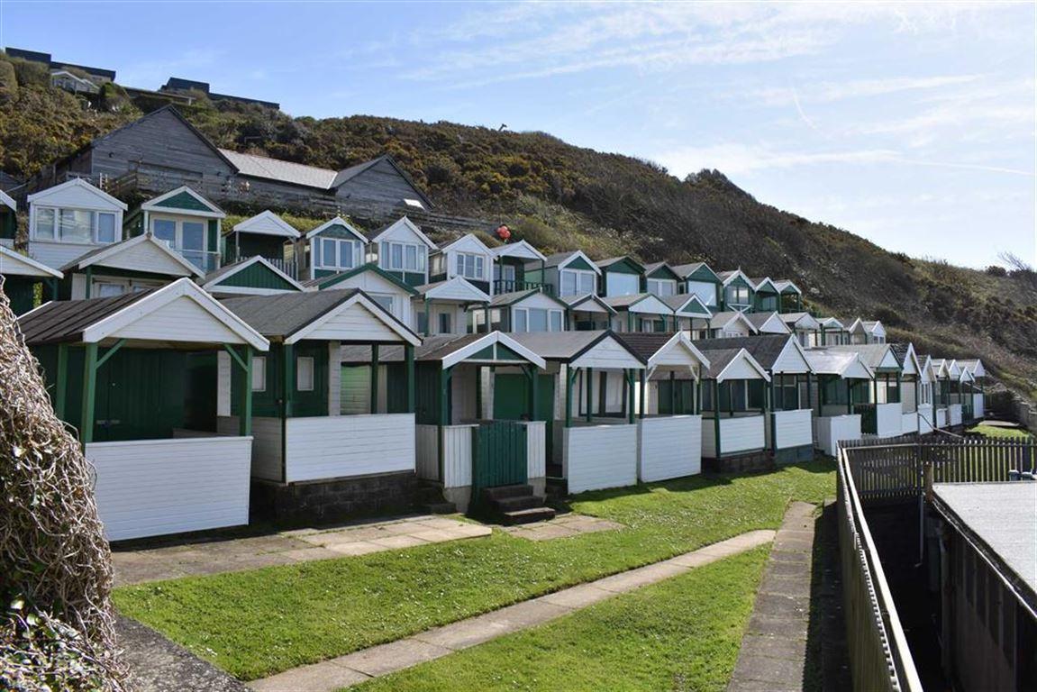 Rotherslade Beach Hut, Swansea, SA3