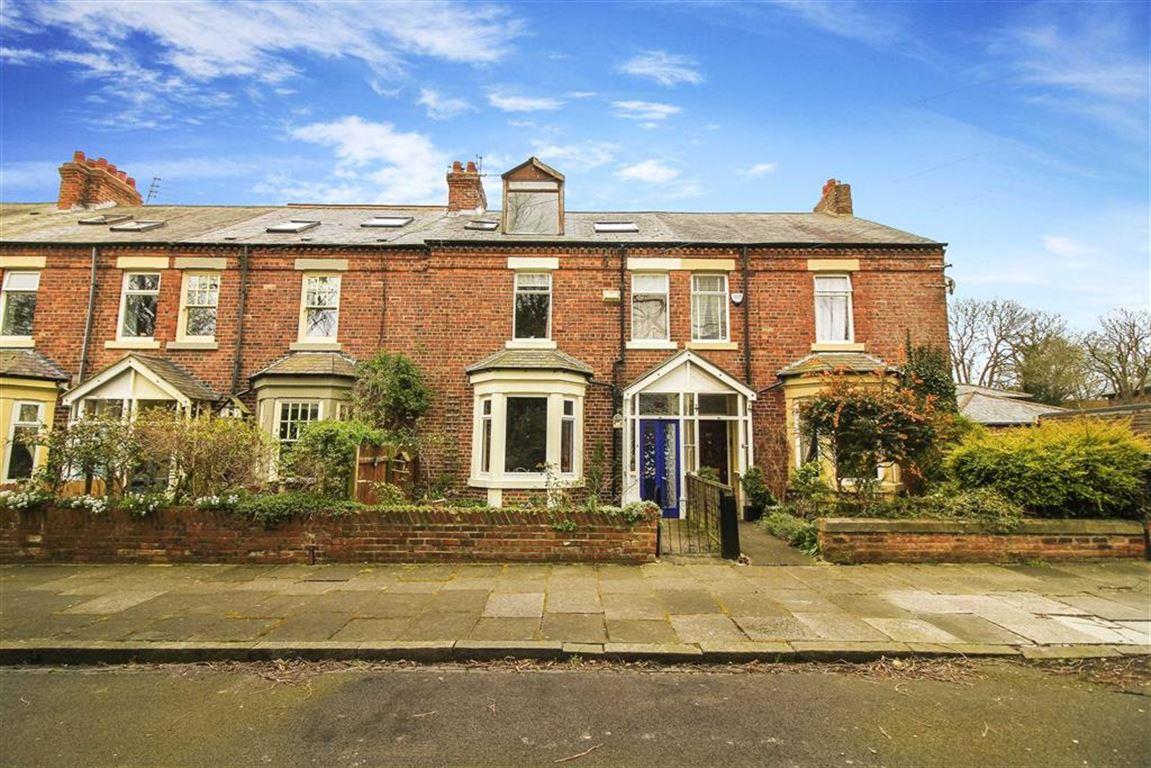 5 House - terraced