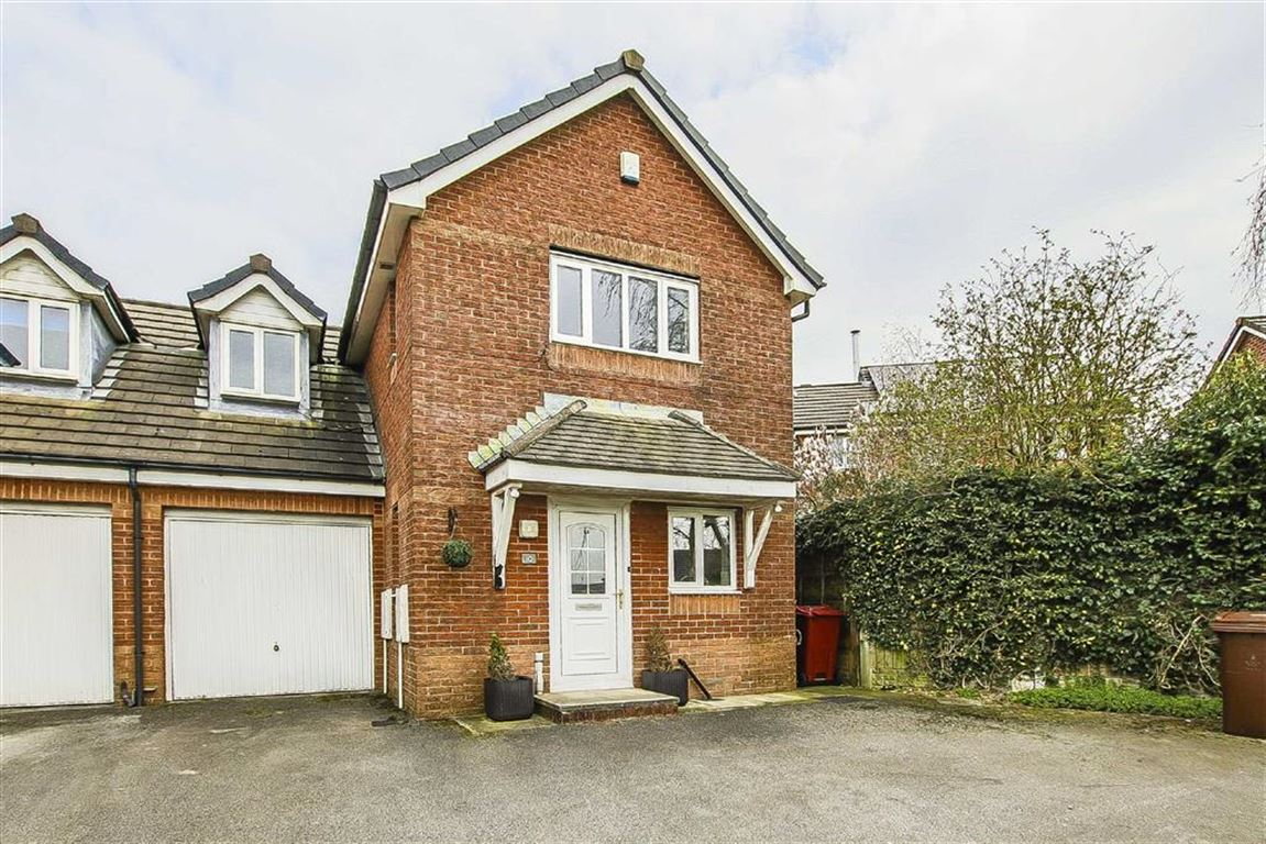 3 Bedroom Semi-detached House For Sale - Main Image