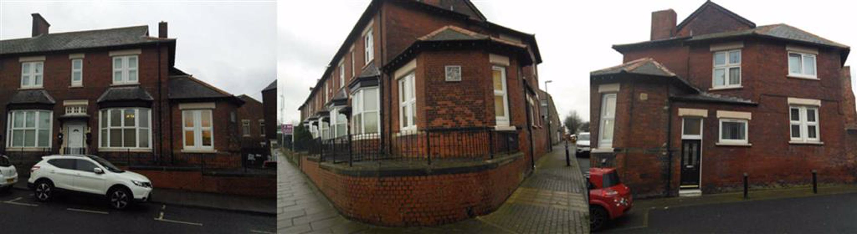 1 Bedroom Flat – Property for Auction South Shields – Laygate, South Shields – £32,500
