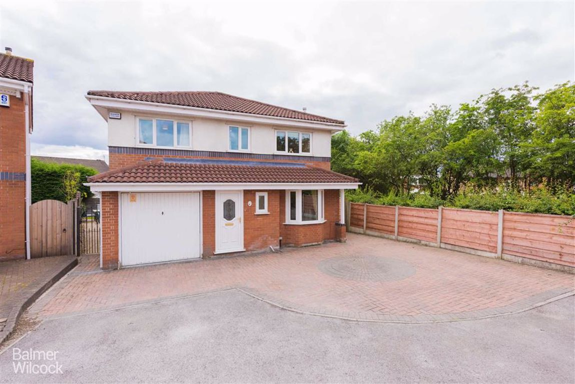 Property for Sale Turnberry Close, Astley, Tyldesley, Manchester