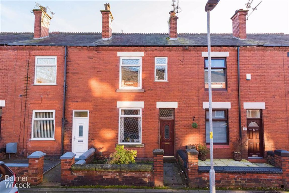 Stanley Street, Atherton, Manchester Balmer Wilcock