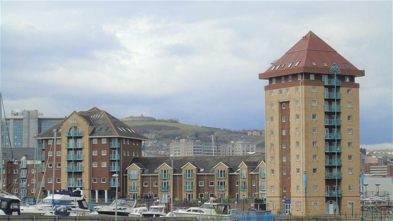 Pocketts Wharf, Maritime Quarter, Swansea