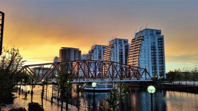 Vancouver Quay, M50