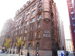 ASIA HOUSE, Princess Street M1