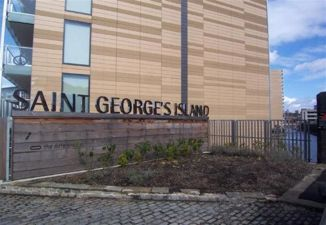 ST GEORGES ISLAND, Manchester, M15