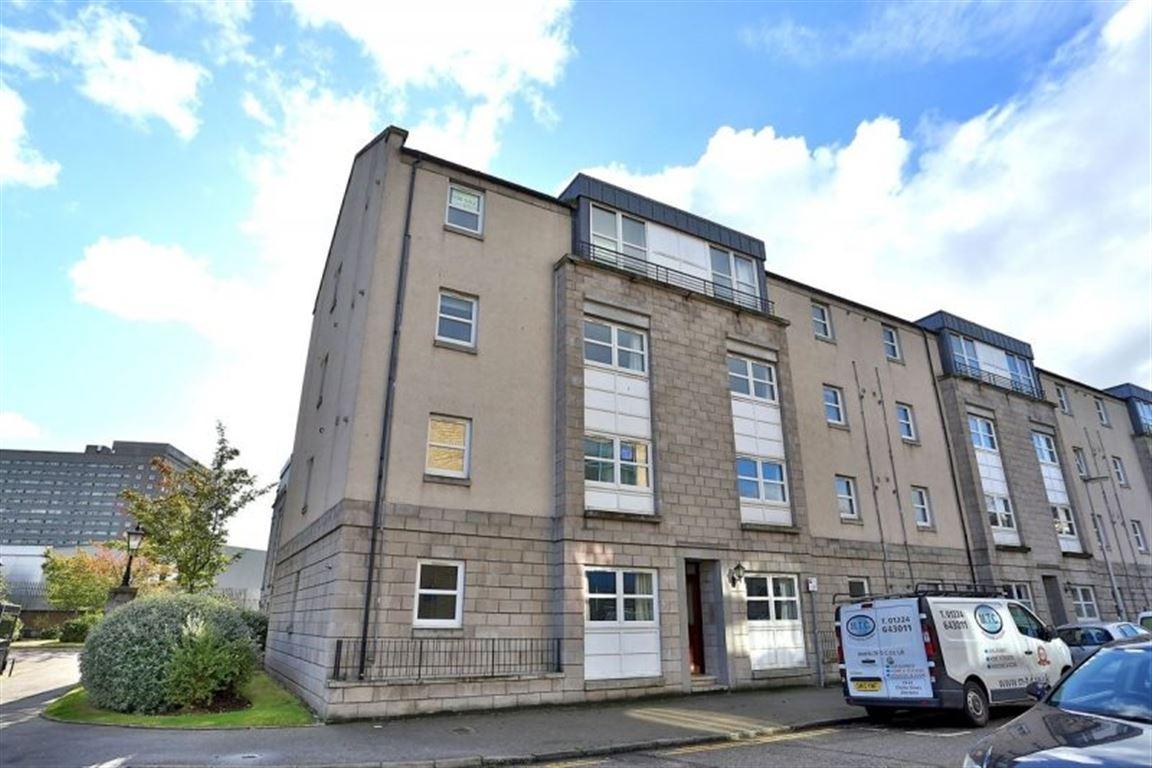 St Stephens Court, Aberdeen, AB2