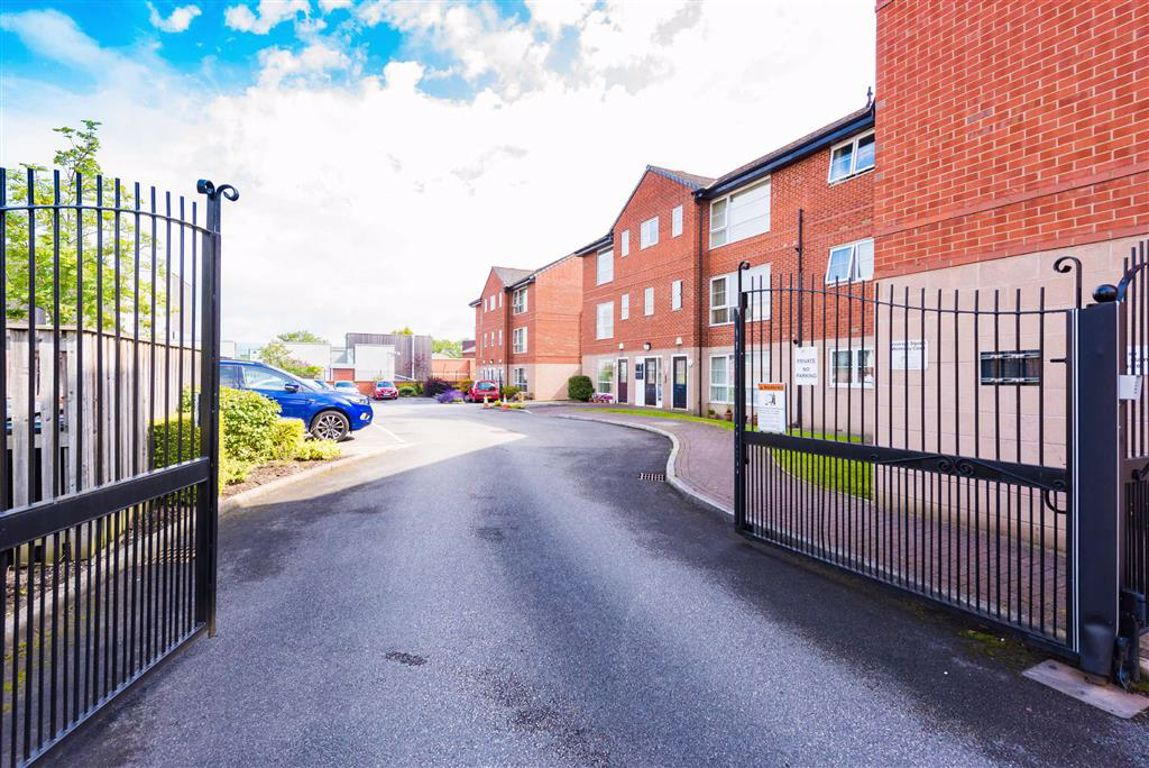 Walmesley Court, Leigh, Lancashire Balmer Wilcock