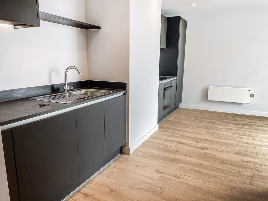 Axis Tower, Manchester - 2 Bed - Apartment