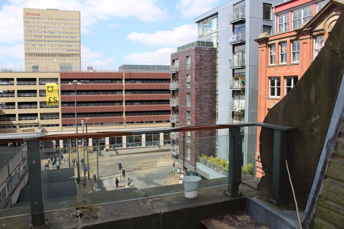 Pall Mall House, Northern Quarter - 2 Bed - Apartment