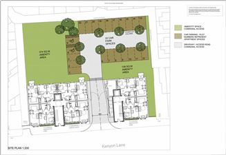 SITE PLAN - COMMON AREAS