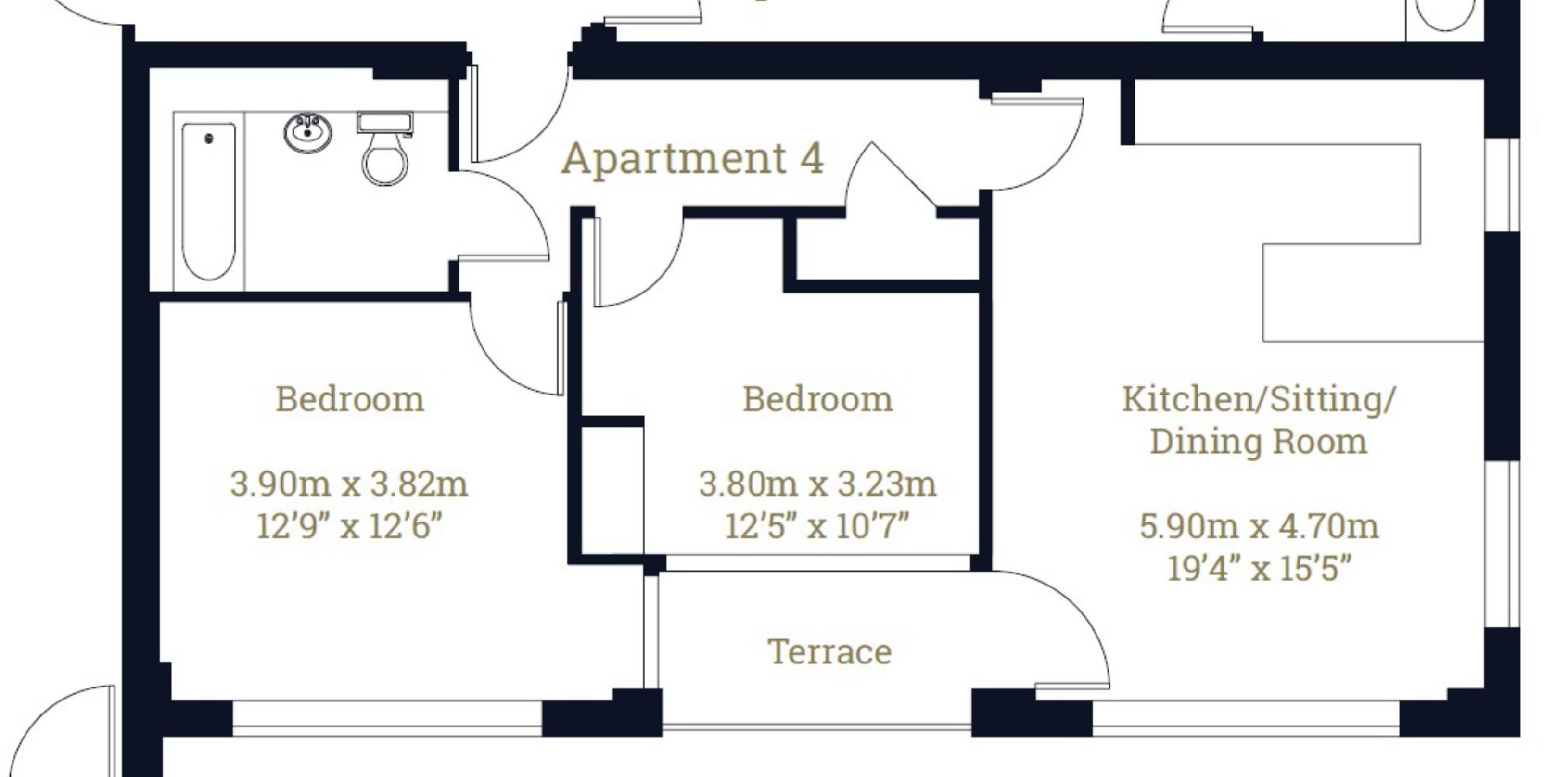 , Floorplan 1