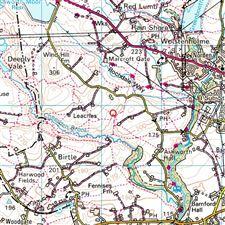 Land, Black Dad Lane, Ashworth, Rochdale, OL11