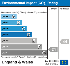 energy efficiency rating for Church Road, Stow-Cum-Quy, Cambridge